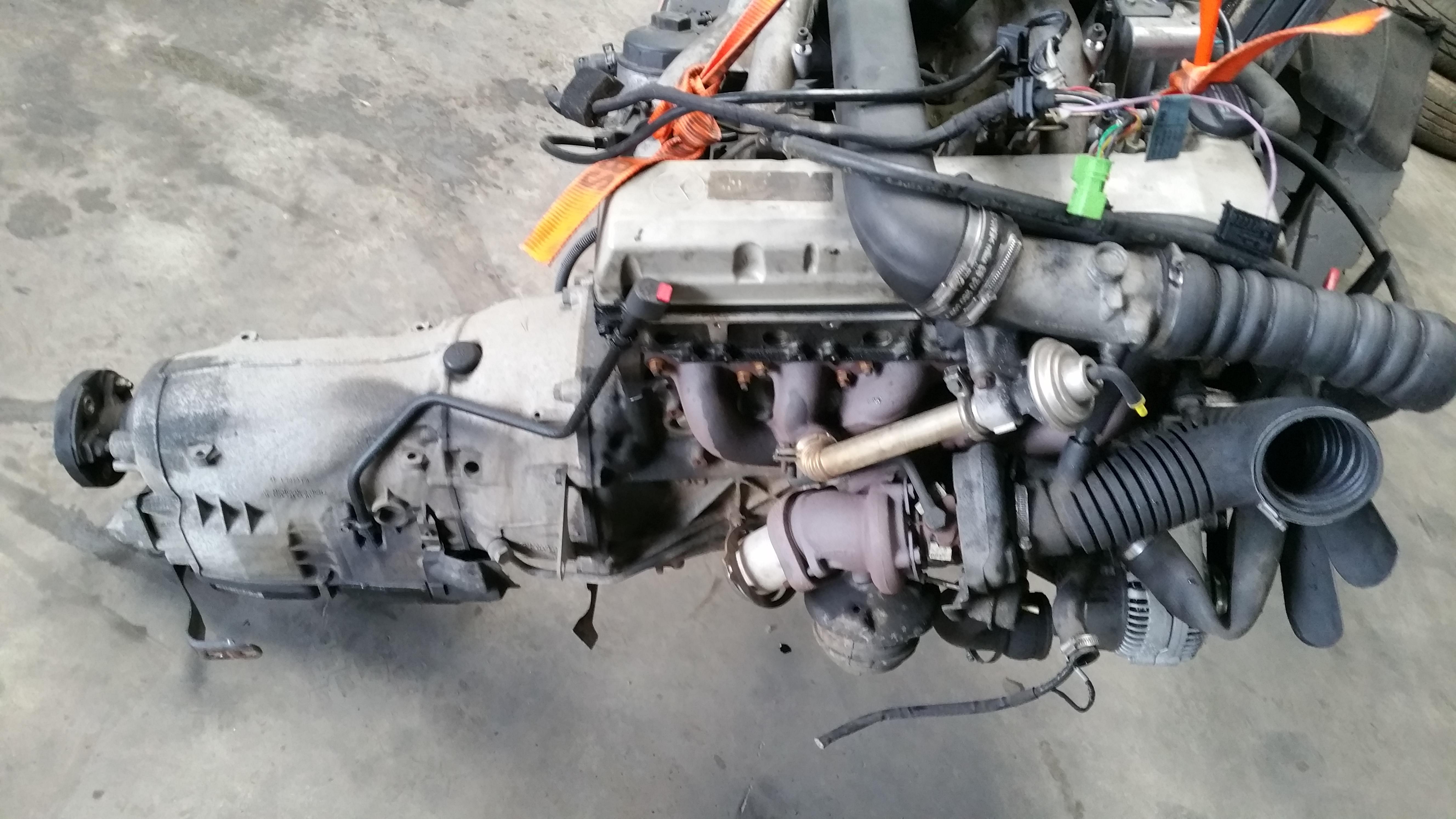 Diesel motorblok - Jan van Dijk Handelsonderneming